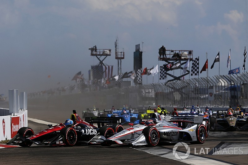 Penske's Cindric warns against IndyCar becoming too spec