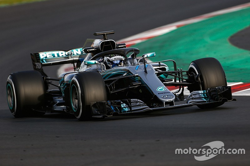 Bottas says Mercedes' one-lap pace