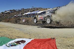 WRC Resumen del tramo Ogier es el nuevo líder del Rally México ante la caída de Sébastien Loeb