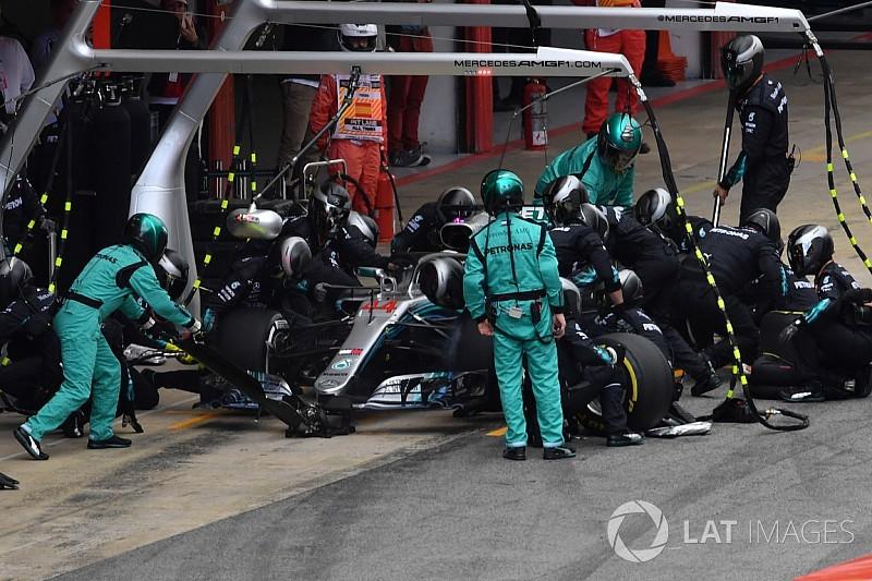 A Pirelli nem a Mercedest segítette, hanem a lottót akarta elkerülni