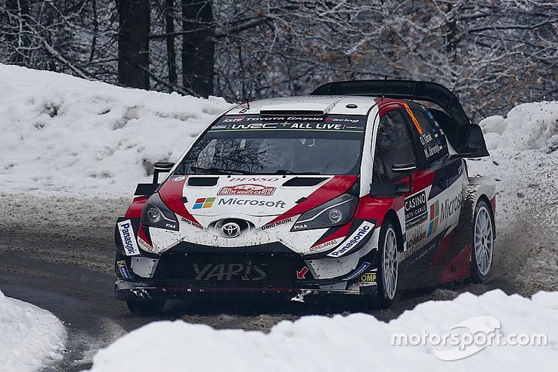 WRC: ecco tutte le novità e il programma del Rally di Monte-Carlo 2019