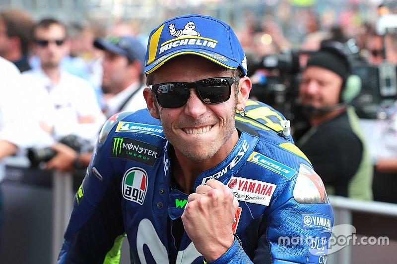 Rossi: Ini adalah balapan terbaik saya