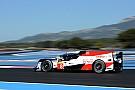 WEC Toyota lidera por cuatro segundos en el arranque del Prólogo