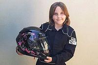 Sekiz yaşındaki Anita Board drag kazasında hayatını kaybetti