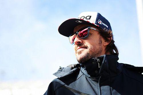 ألونسو يقترب من العودة إلى المشاركة في سباق رولكس 24 ساعة