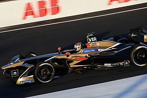 Формула E Отчет о гонке Вернь выиграл безумную гонку в Чили, столкнувшись с напарником
