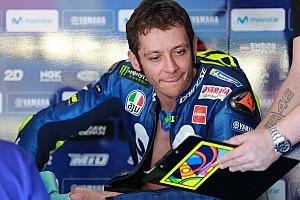 MotoGP Son dakika Resmi: Rossi, 2021'e kadar Yamaha'da!