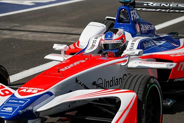 Fórmula E Rosenqvist saldrá desde la pole en México