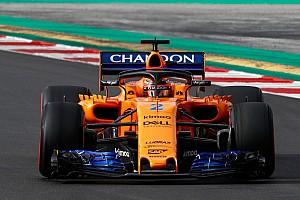 Formule 1 Actualités McLaren : La distance de course sera la clé en deuxième semaine