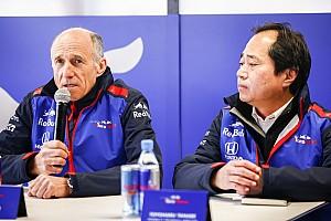 В Toro Rosso рассказали о преимуществах работы с Honda