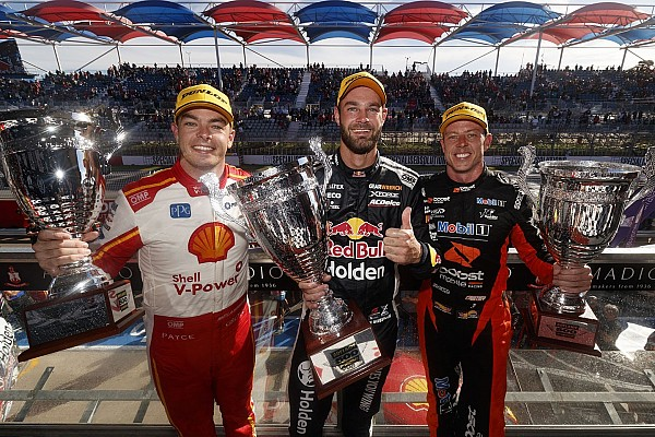 Adelaide 500: Van Gisbergen gives new Holden perfect debut
