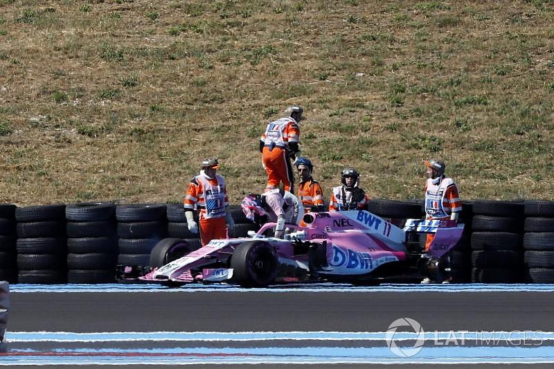 FIA, Perez'in fırlayan lastiğini inceleyecek