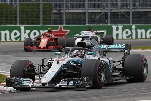 Mercedes: Les moteurs de Montréal étaient utilisés à plein