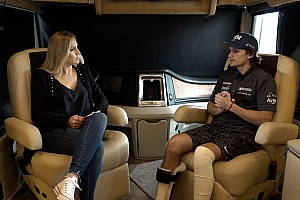 IndyCar Entrevista Fittipaldi estará en el pit de Coyne durante las 500 de Indy