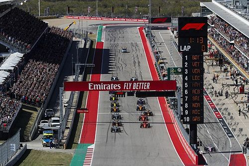 Horarios del GP de Estados Unidos 2021 de F1: ¡atentos!