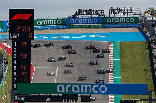 El vuelta a vuelta animado del apretado GP de EE UU de F1