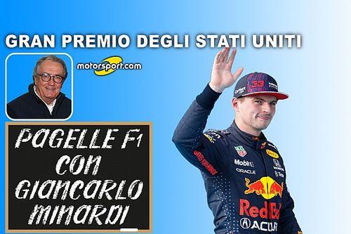 """Minardi: """"Verstappen ha anche la maturità del fuoriclasse"""""""