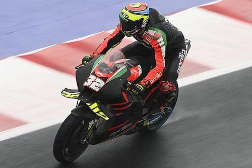 MotoGP | Savadori unfit: clavicola destra rotta nella FP3