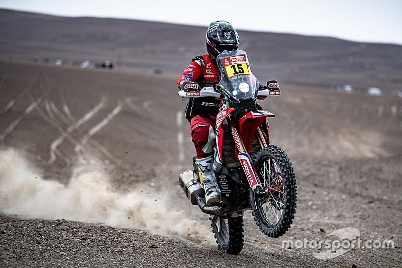 Motos, étape 4 - Brabec s'impose et déloge Quintanilla