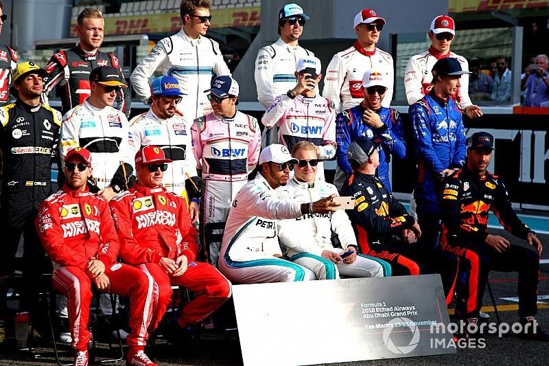 Los mejores pilotos de 2018 para los jefes de equipo: Alonso roza el podio