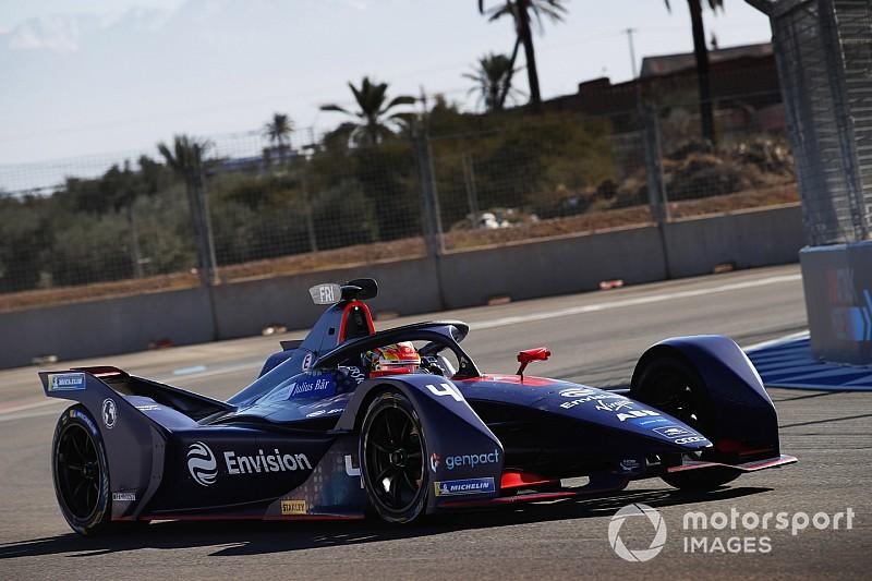 Verstappen a Formula E marokkói hétvégéjén vállal