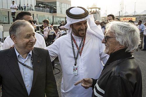 Mohammed ben Sulayem est candidat à la présidence de la FIA