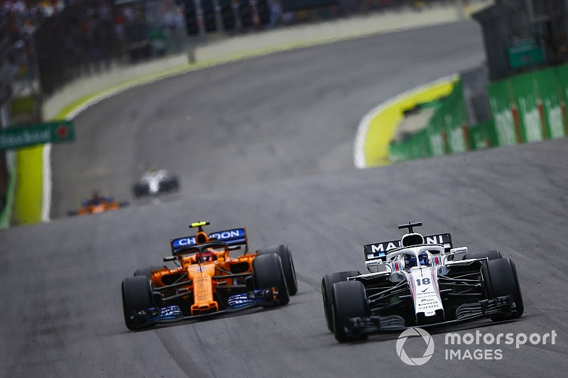McLaren et Williams sont dans un