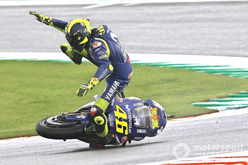 Rossi: perder otra oportunidad de ganar es una