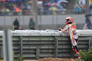 GALERI: Aksi balapan MotoGP Valencia