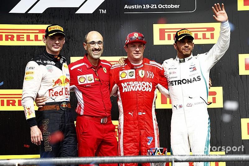 Analyse: Winnaars en verliezers van de Grand Prix van Amerika