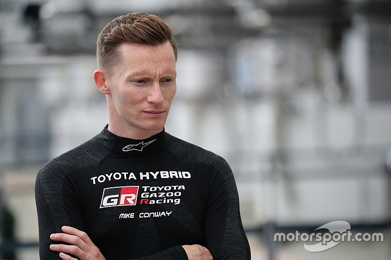 Conway drops out of Action Express Rolex 24 lineup
