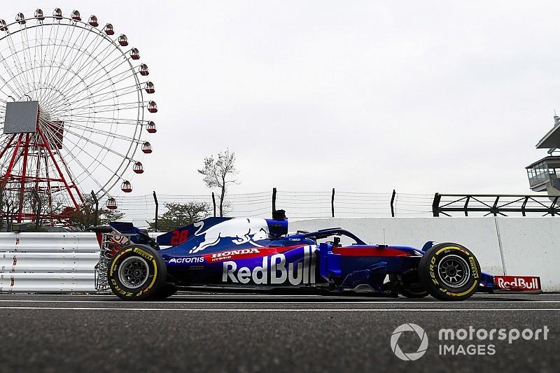 Toro Rosso мріє про Q3 з новим двигуном Honda