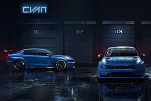 Cyan enters WTCR with Lynk & Co, signs Bjork