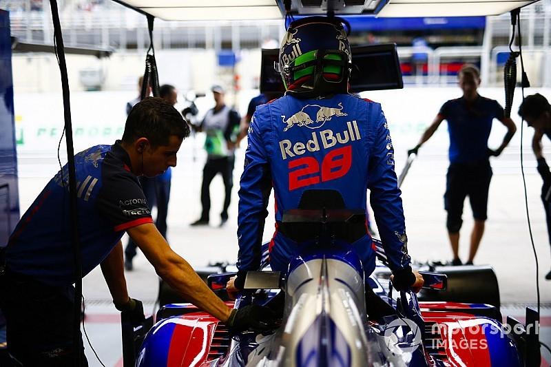 F1 verandert toepassing gridstraffen om no-show in kwalificatie te voorkomen