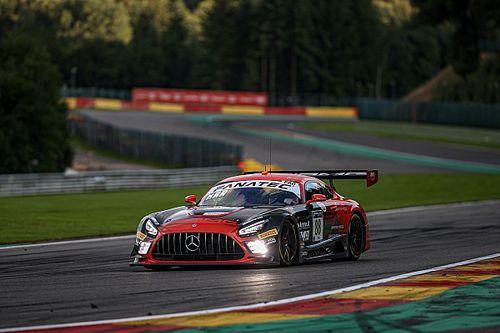 Spa 24 Hours: Raffaele Marciello claims pole for ASP Mercedes