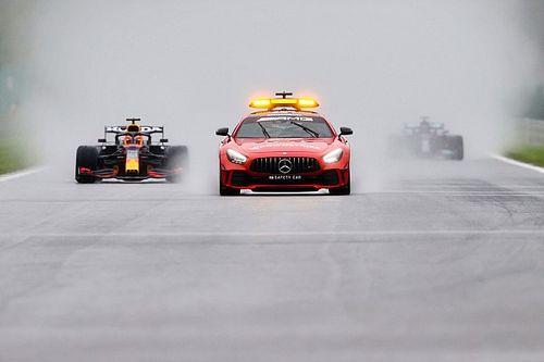 تود: على الفورمولا واحد تصميم سيارات قادرة على التسابق في الأمطار