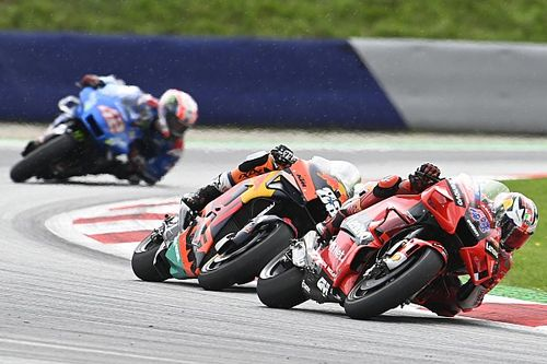 """""""Ducati está cinco pasos adelante de Suzuki"""", dice Rins"""