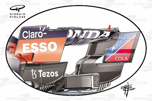 How wet weather complicated F1 wing choices in Belgium