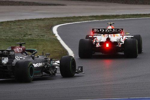 FIA explains why Perez wasn't investigated over Turkey F1 bollard breach