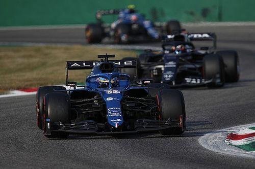 """Alonso : Alpine est la """"meilleure équipe"""" du milieu de grille"""