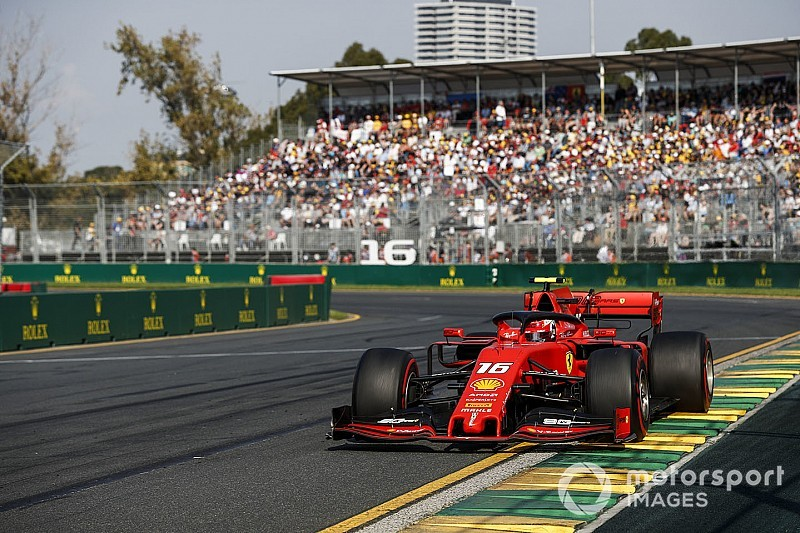 Ferrari explains call to back Leclerc off Vettel