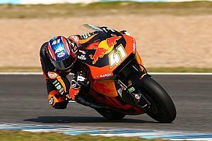 Moto2-Test: Enge Zeitabstände in Jerez, Bestzeit für Brad Binder
