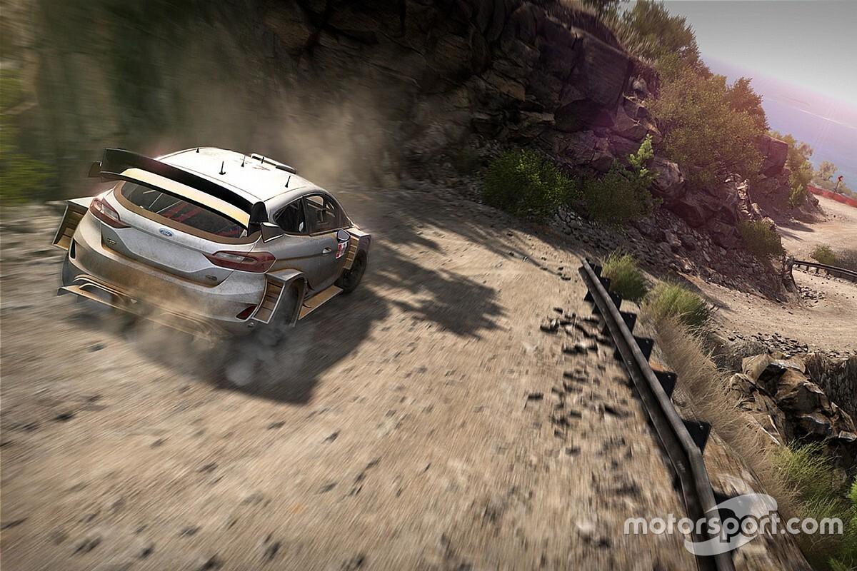 WRC'nin yeni oyunu eylül ayında piyasaya sunulacak