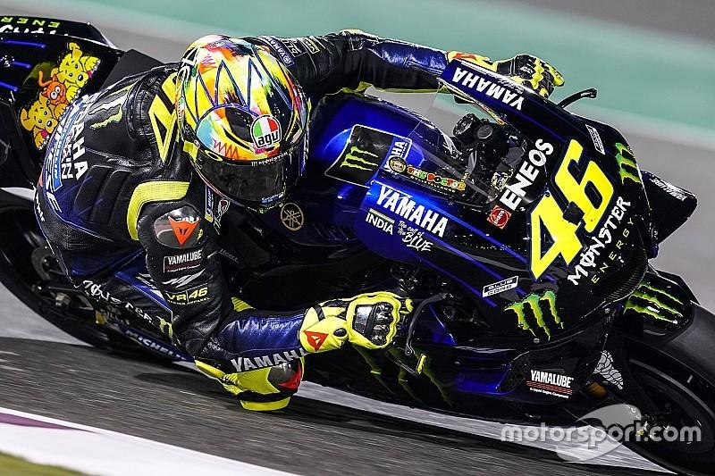 Rossi aggódik a Yamaha tempója miatt: bármivel próbálkoztak, nem jött be