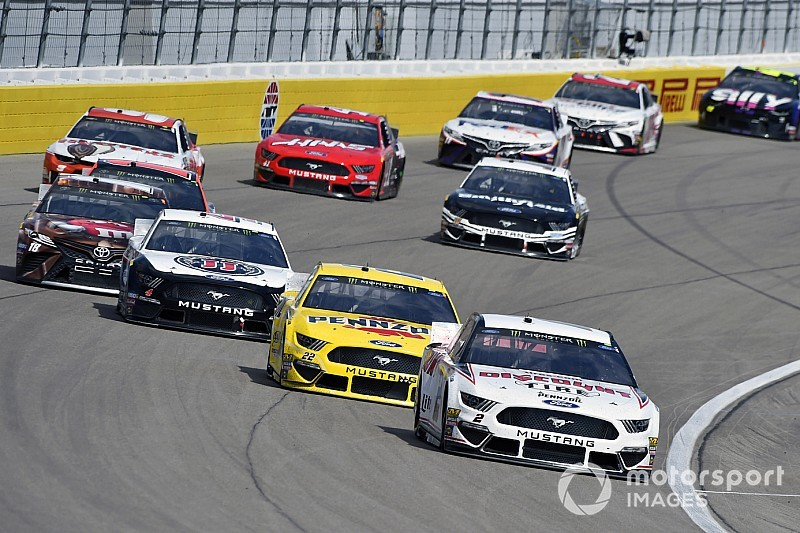 Is Penske already a favorite for the 2019 NASCAR Cup title?