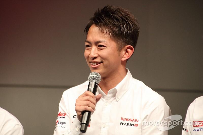 平手晃平、日産からGT500に復帰「まずは1勝を目指す」