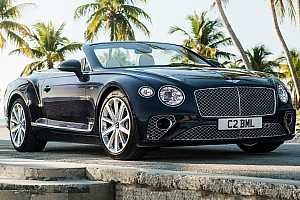 Bentley Continental GT, ecco quella col V8 da 550 cavalli
