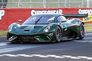 Новий суперкар Brabham побив рекорд кола в Батерсті