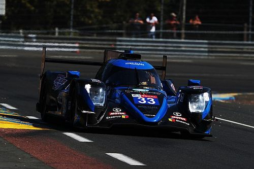 Father and son Jan and Kevin Magnussen team up for Le Mans