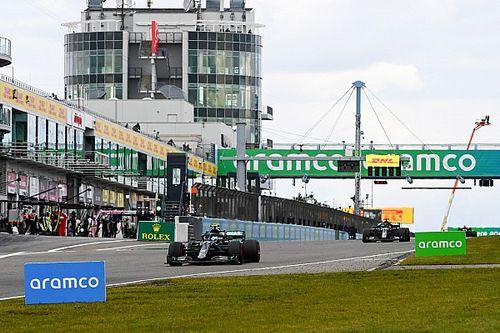 A Nürburgring, mint beugró helyszín? Ez még a pályának is új volt